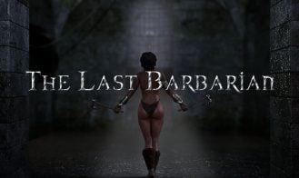 The Last Barbarian - 0.9.4, 0.9.3, 0.9.2, 0.9.0.1, 0.8.9, 0.8.3, 0.8, 0.7 Cultist edition, 0.5 Demon edition, 0.5, 0.41, 0.4, 0.3, 0.21 18+ Adult game cover