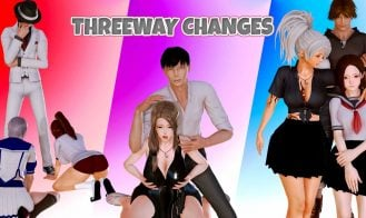 Threeway Changes - 0.2c 18+ Adult game cover
