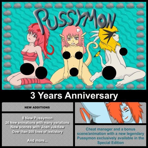 Pussymon 3