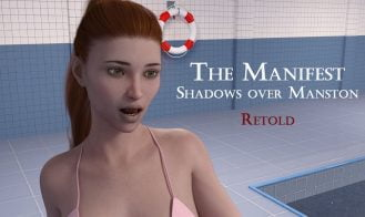 Shadows Over Manston - 2.2 18+ Adult game cover