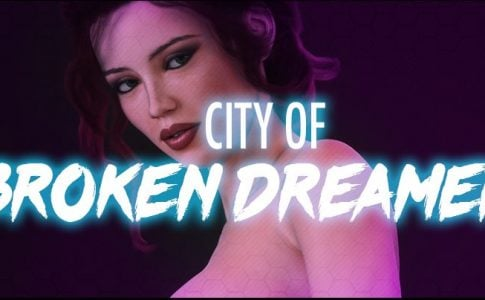 City of Broken Dreamers Game Cover Thumbnail