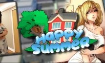 Happy Summer - 0.3.3 18+ Adult game cover