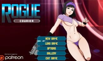 Rogue Courier - 4.09 18+ Adult game cover
