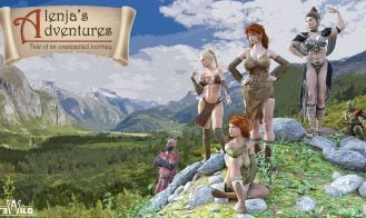 Alenja's Adventures - 0.18 Final, 0.18 Beta, 0.13, 0.06 18+ Adult game cover