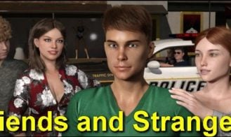 Family Friends and Strangers - 0.9 18+ Adult game cover