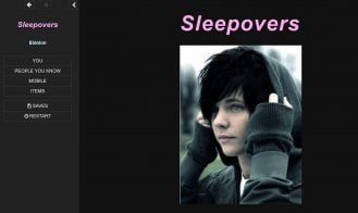 Sleepovers - 1.09 18+ Adult game cover