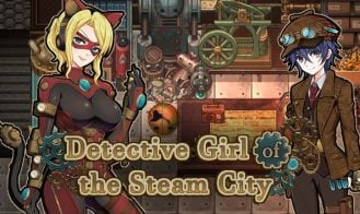 Detective Girl of the Steam City - 1.04, 1.02 18+ Adult game cover