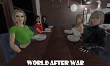 World After War - 0.50 Public 18+ Adult game cover
