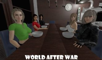 World After War - 0.43 Public 18+ Adult game cover