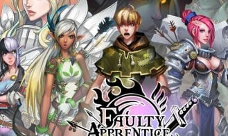 Faulty Apprentice - 1.4.9 + DLCs 1-3, 1.2.3, 1.0.4 18+ Adult game cover