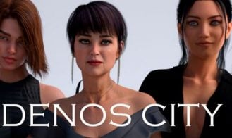 Denos City - Ch. 2.2, Ch. 2.1 Hotfix, Ch.1 Extended, Chapter 1, 0.2.5, 0.2.4, 3.09, 0.2.3 Fixed, 0.2.3, 0.2.2 18+ Adult game cover