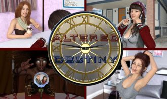 Altered Destiny - 0.02c 18+ Adult game cover