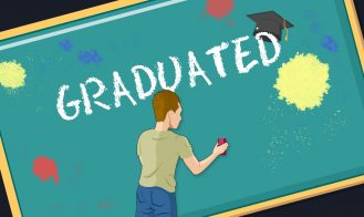 Graduated - 0.22 Patreon 18+ Adult game cover