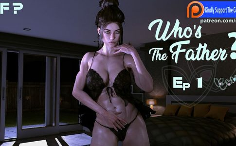 Who's The Father? Game Cover Thumbnail