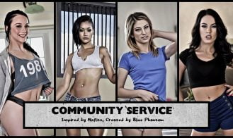 Community Service - 1.9.1 18+ Adult game cover
