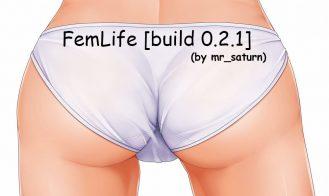 FemLife - 0.3.7.1 Bugfix 18+ Adult game cover