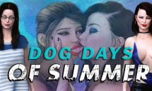 Dog Days of Summer - 0.4.95 18+ Adult game cover