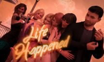 Life Happened - 0.4.1 18+ Adult game cover