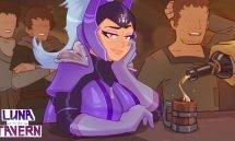 Luna in the Tavern - 0.17 Public 18+ Adult game cover