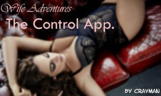 Wife Adventures The Control App - 0.5B 18+ Adult game cover