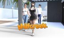 Milfcreek - 0.3d 18+ Adult game cover