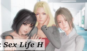 Public Sex Life H - 0.21 18+ Adult game cover