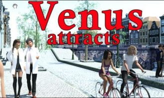 Venus Attracts - 0.7.1 18+ Adult game cover