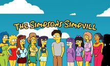 The Simpsons Simpvill - 1.01 18+ Adult game cover