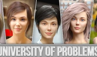 University of Problems - 0.3.0 18+ Adult game cover