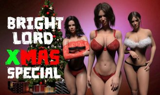 Bright Lord - Xmas special 18+ Adult game cover