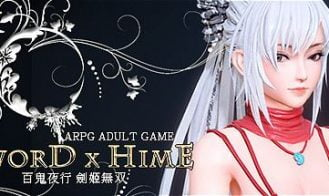 SWORD x HIME - 1.50 18+ Adult game cover