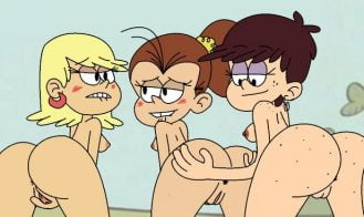 The Loud House : Lost Panties - 0.1.5 18+ Adult game cover