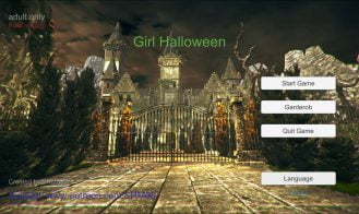 Girl Halloween - 1.29 18+ Adult game cover