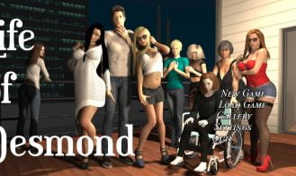 Life of Desmond - 0.5.1 18+ Adult game cover