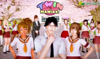 Twin Maniax! - 0.04 18+ Adult game cover