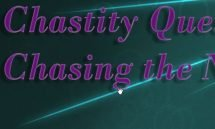 Chastity Quest: Chasing the Next Release - Build 12 18+ Adult game cover