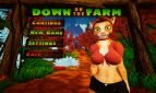 Down On The Farm - 0.2.0 Demo 18+ Adult game cover