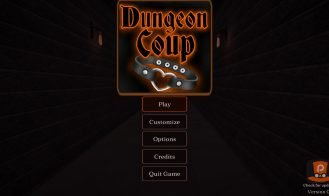 Dungeon Coup - 0.5 18+ Adult game cover