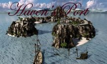 Haven's Port - Build 10 18+ Adult game cover
