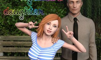 My Boss Daughter - 0.2 18+ Adult game cover