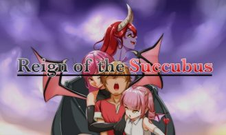 Reign of the Succubus - 1.02 18+ Adult game cover