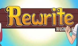 Rewrite: A Village Life - 0.3.0 18+ Adult game cover