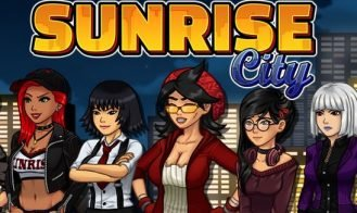 Sunrise City - 0.6.0a 18+ Adult game cover