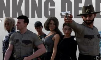 The Wanking Dead - S1 Ep4 18+ Adult game cover