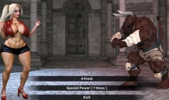 Battle Slaves - 0.40 18+ Adult game cover