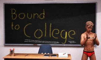 Bound to College - 0.25 18+ Adult game cover