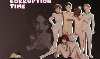 Corruption Time - 0.02 18+ Adult game cover