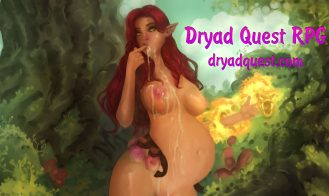 Dryad Quest RPG - 0.2.2-mansion Lewd 18+ Adult game cover