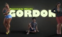 GORDON - 1.4 18+ Adult game cover