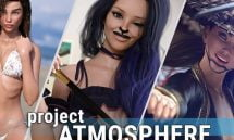 Project ATMOSPHERE - 0.3 P2 18+ Adult game cover